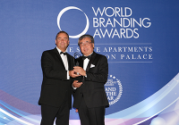 The World Branding Forum recognizes Seiko as a 'Brand of the Year.'