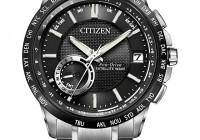 Citizen Eco-Drive World Time GPS Satellite Wave