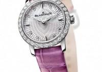 New Blancpain Ladybird, a Pioneering Ladies' Watch