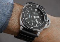 Panerai Luminor Submersible 1950 Amagnetic 3 Days Automatic Titanio PAM01389 Watch Hands-On Hands-On