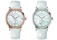 Six élégantes montres féminines entre 10'000 et 50'000 CHF