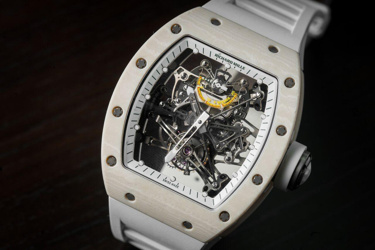 Richard Mille RM 38-01 Bubba Watson